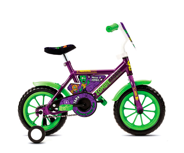 Bicicleta kids Zoombies